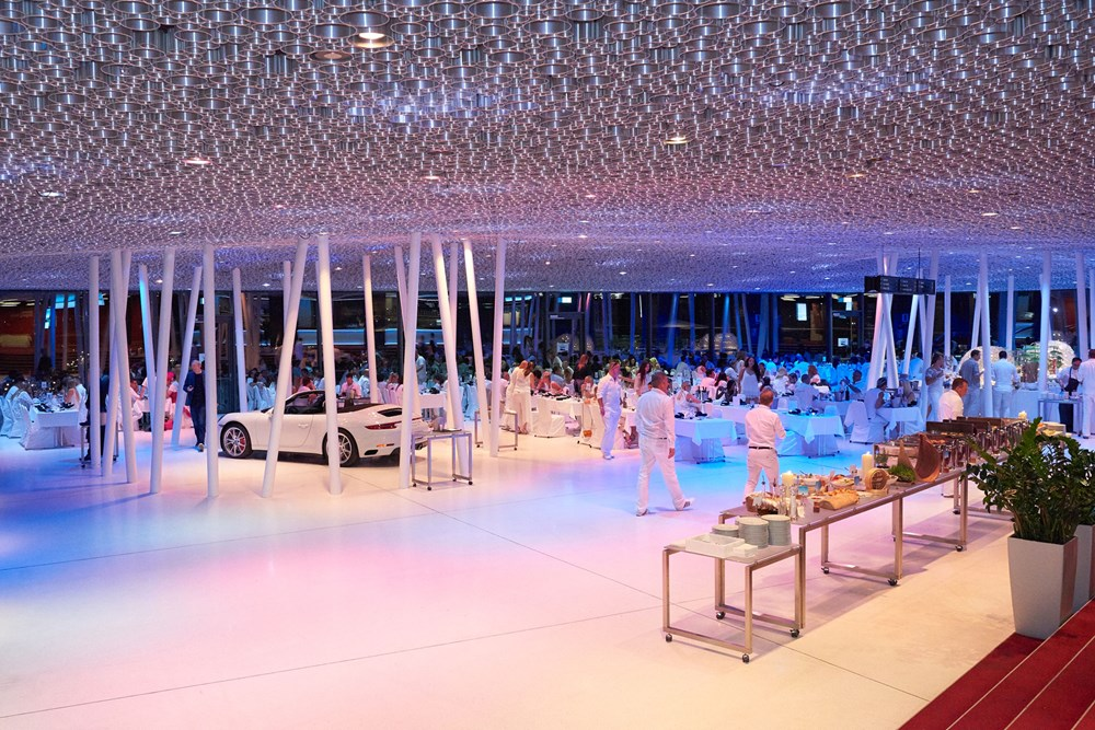 Kursaal Bern Eventlocation mieten Forum Mykonos Party 2018